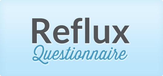 Infant Acid Reflux Questionnaire