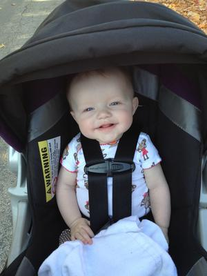 a happy reflux baby is possible!